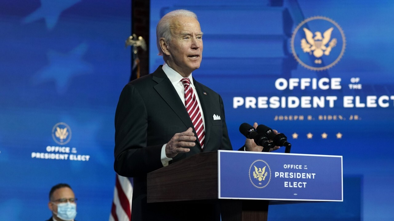 Biden pledges to undo several Trump policies on first day in office