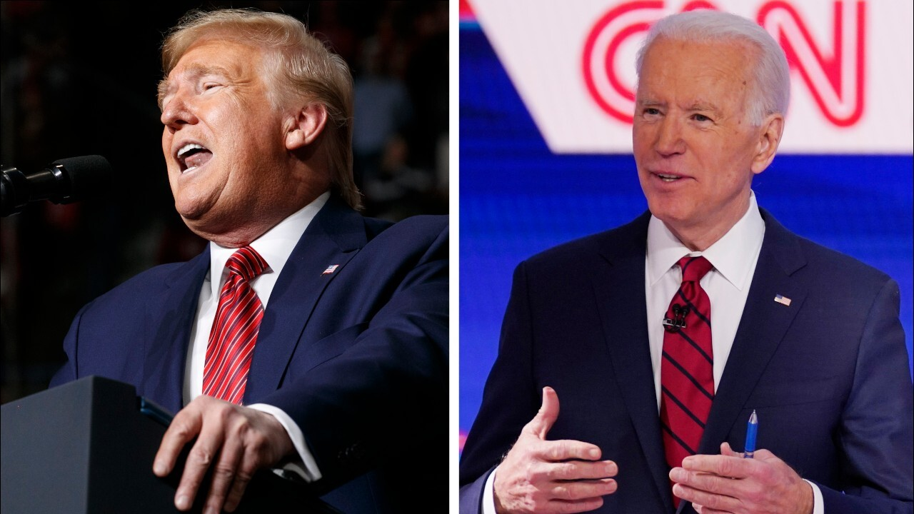 Trump and Biden disagree on if they should personally wearing face masks