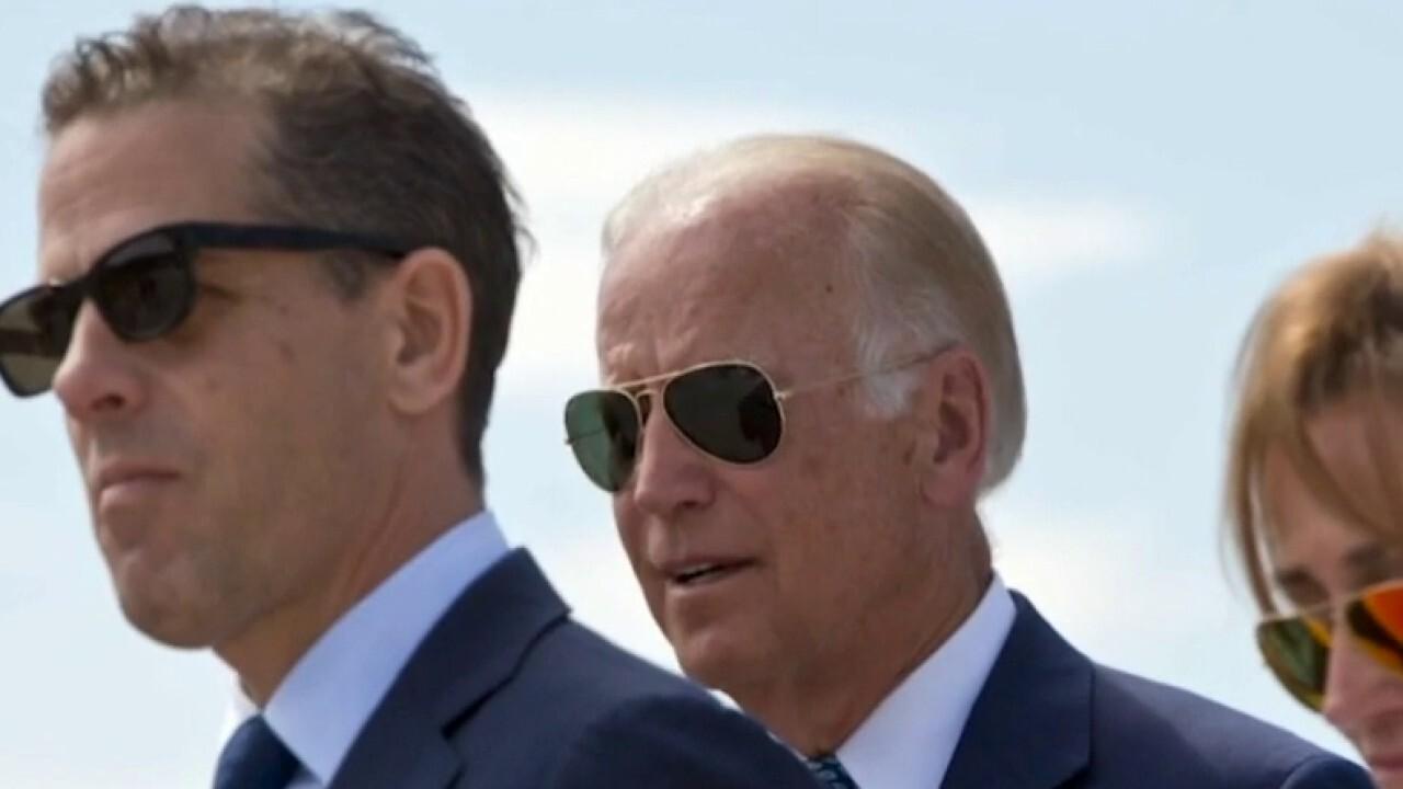 Hunter Biden investigation hangs over president-elect's AG pick