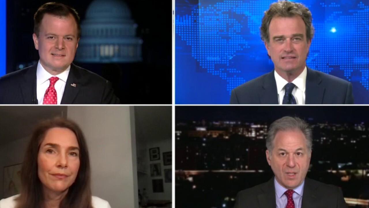 Trump touts COVID vaccine as Georgia Senate races heat up