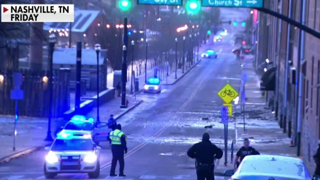 Nashville officers displayed 'true heroism' during RV explosion incident: FOP president
