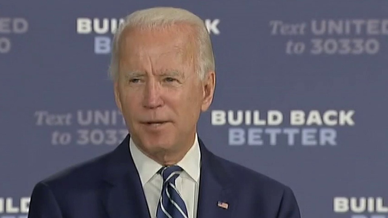 Biden steps up attacks on Trump as White House race heats up