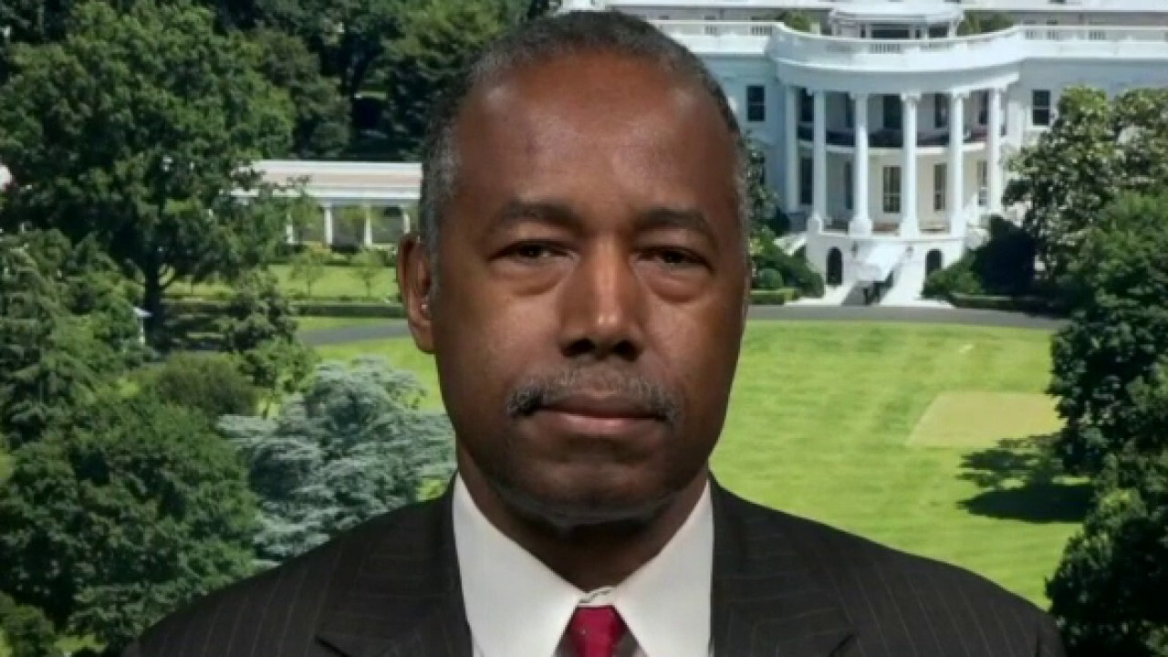 Secretary Ben Carson: The American people are not each other's enemies