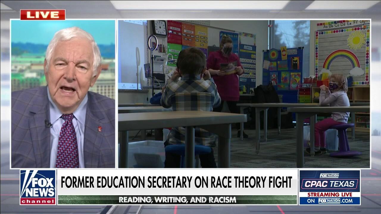 Bill Bennett: Parents will win 'intense' fight with teachers over school curriculum