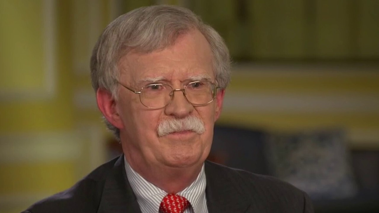 John Bolton discusses Venezuela, Iran, 2020 election, coronavirus in part 3 of his interview with Bret Baier
