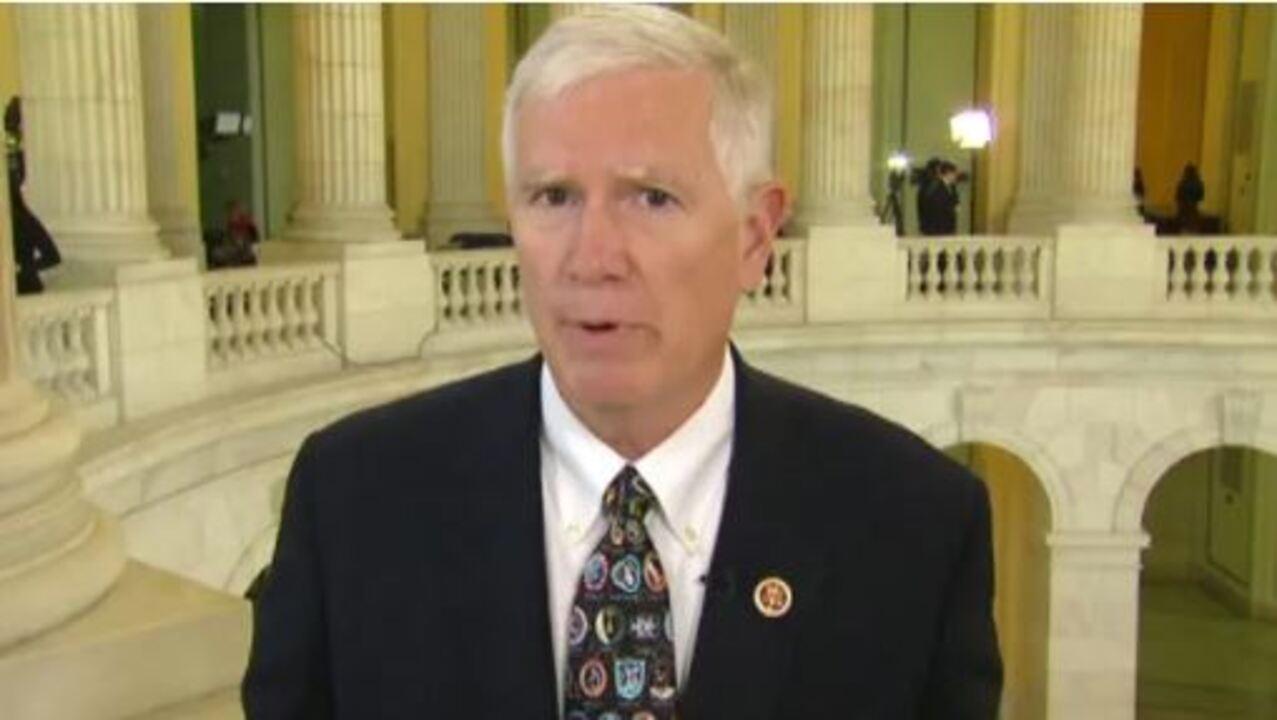 Rep. Mo Brooks reacts to Nancy Pelosi's Jan. 6 commission