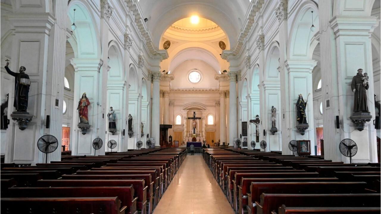 Across faiths, religious rules bent as virus alters worship