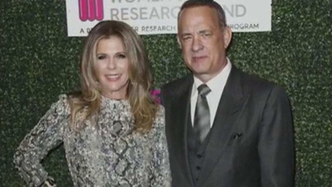 Tom Hanks, Rita Wilson become public faces of coronavirus