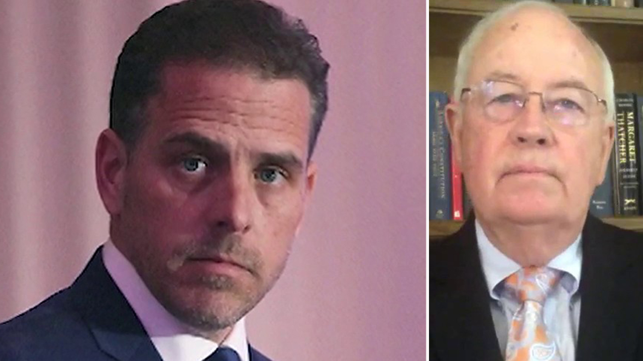Ken Starr on Hunter Biden probe: Don't be afraid of the truth Democrats, let's see what the facts are