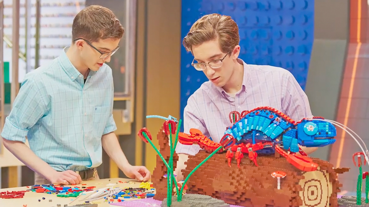 Fox's 'Lego Masters' returns all-new Tuesday with the remaining five duos