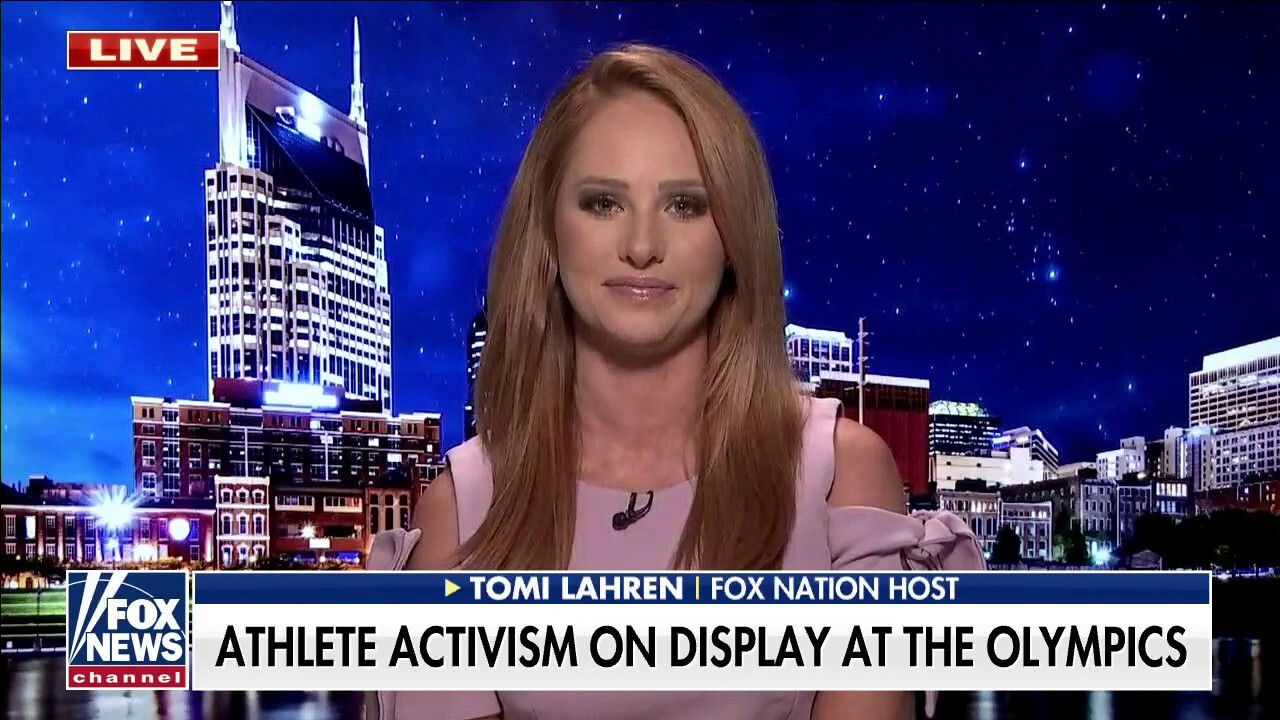 Tomi Lahren: 'Woke' Olympic athletes aren't solving any problems