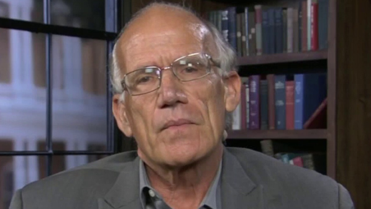 Victor Davis Hanson says Joe Biden is beholden to his socialist supporters