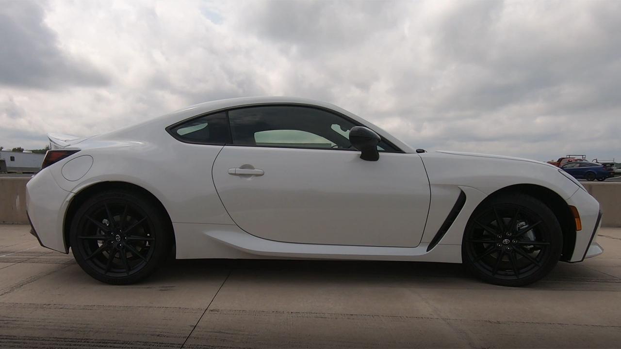 Test drive: 2022 Toyota GR 86