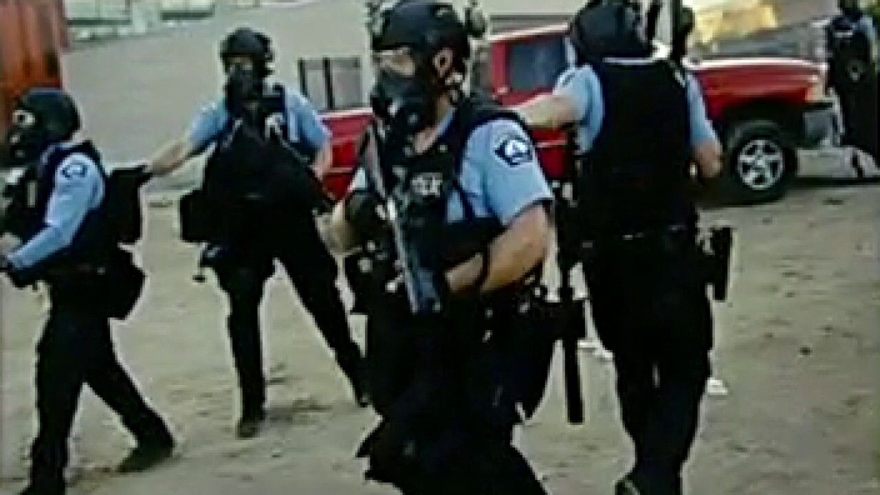 Police chokeholds officially banned in six states
