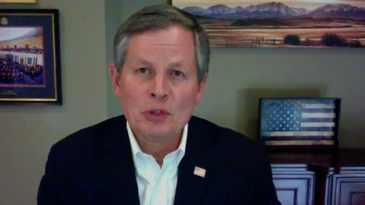 Sen. Steve Daines participates in Pfizer COVID-19 vaccine trial tests positive for antibodies – Fox News