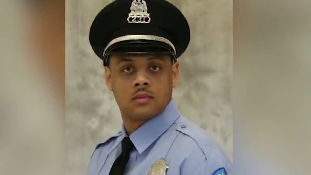 Fallen St. Louis officer remembered as hero, husband and father