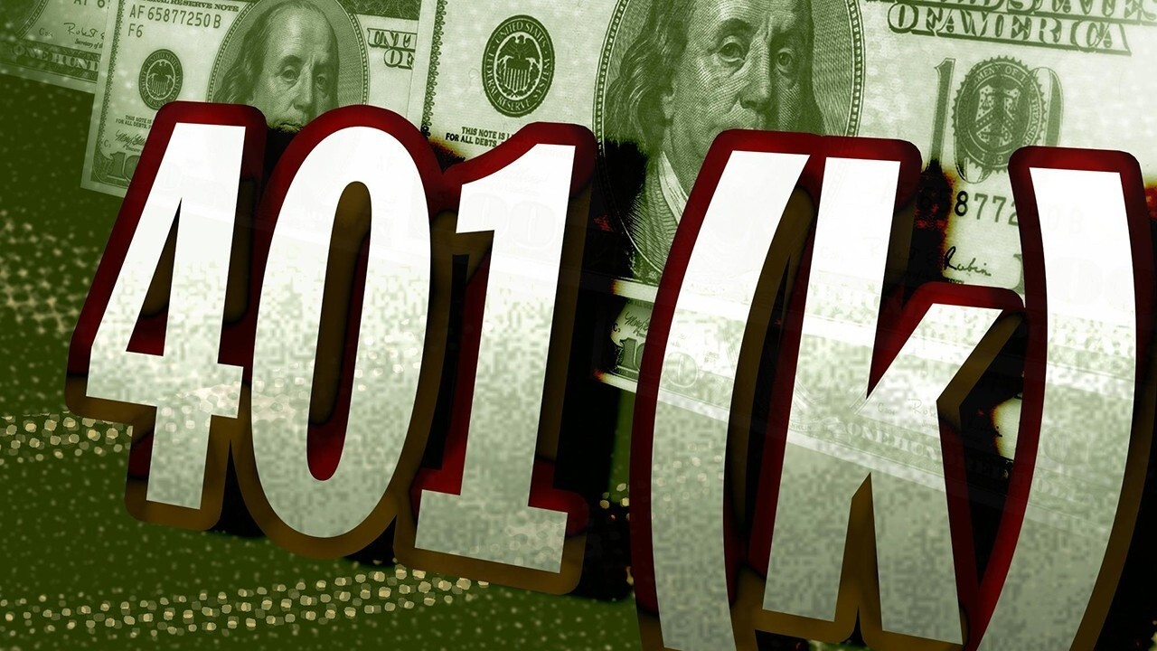 How to handle your 401(k) if you're close to retirement during the market dip