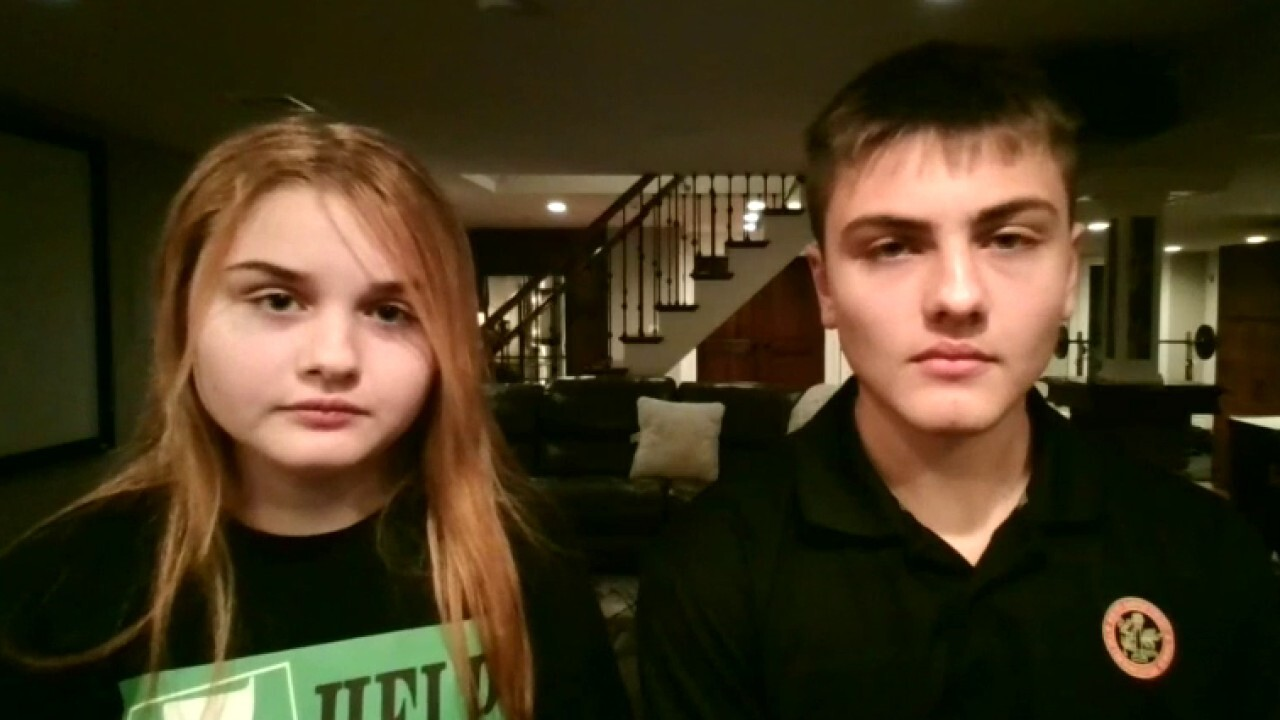 New Jersey teens raise money for COVID-19 relief