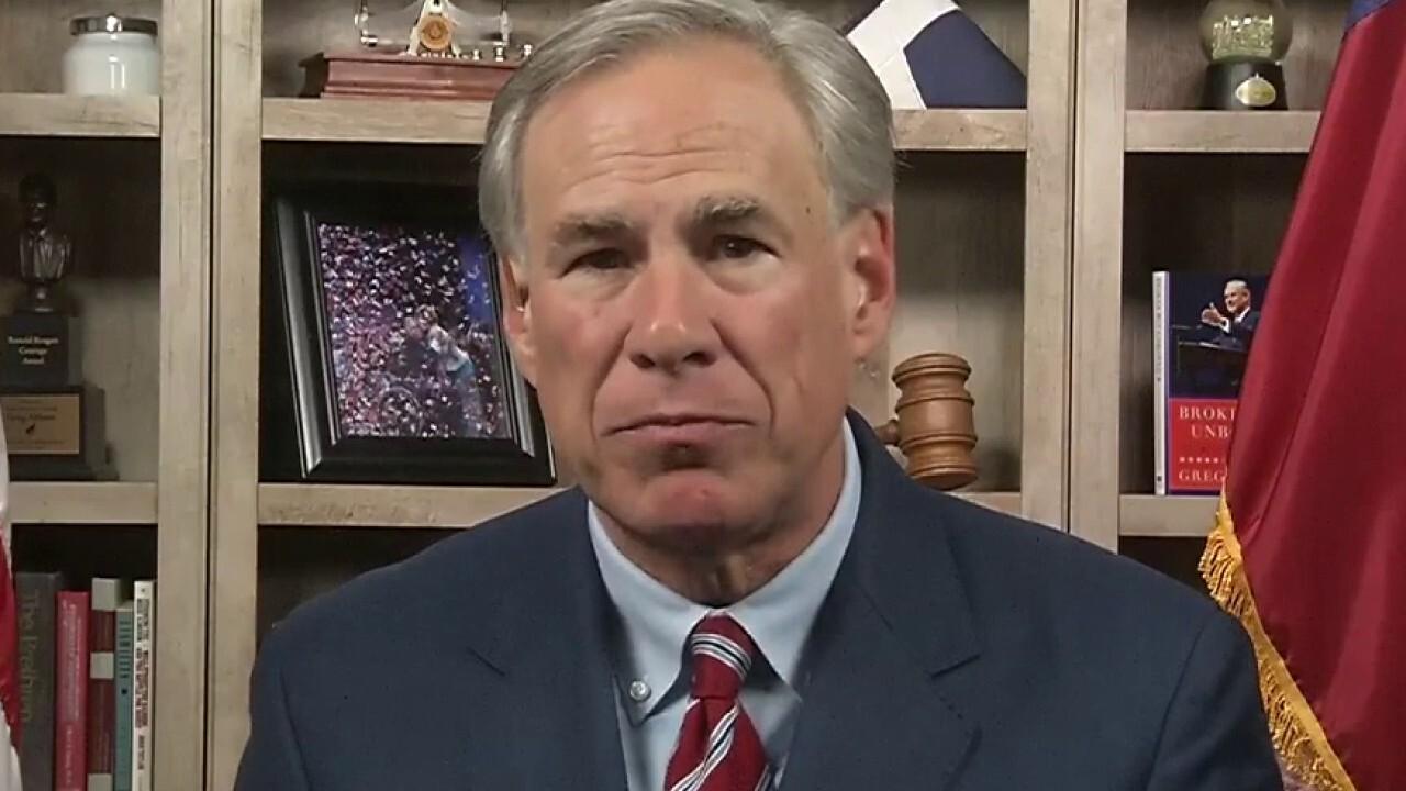 Gov. Abbott: MLB has 'false narrative' on GA voting law