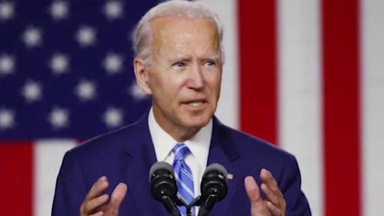 Biden campaign on potential VP pick: Joe Biden is looking for a partner in progress