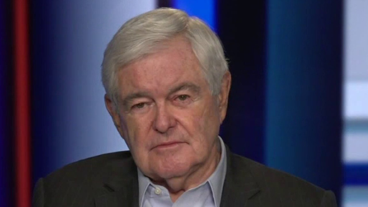 Gingrich: Election 'corruption' is beginning of Trump's second term
