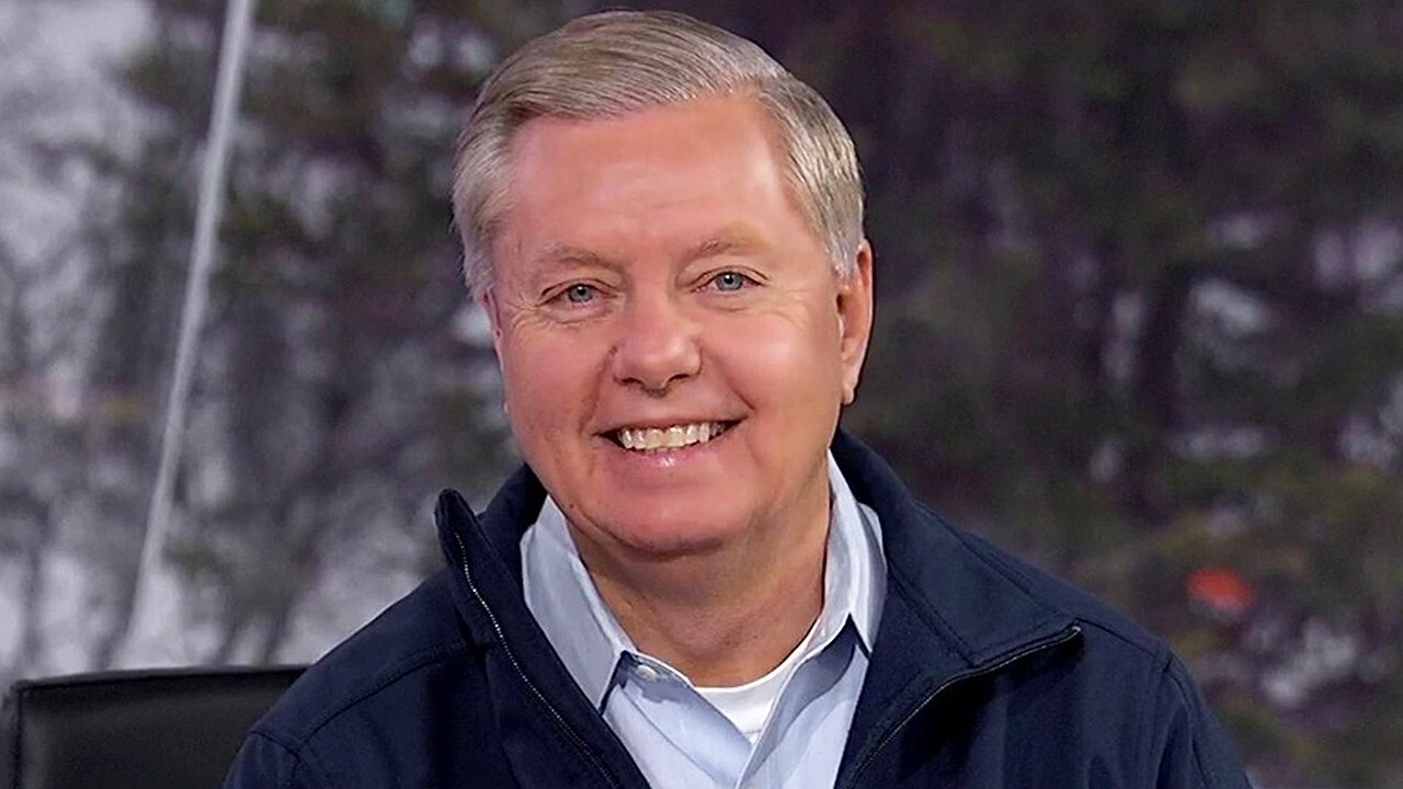 Sen. Lindsey Graham says President Trump can run on a record that Democrats can't refute