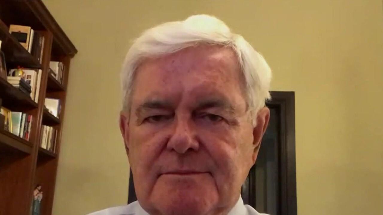 Gingrich: Biden embraces Chinese dictatorship