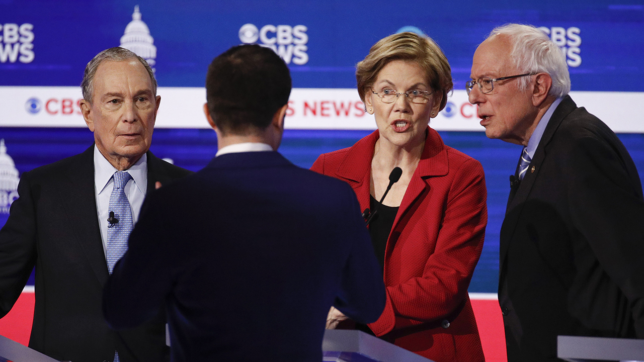 2020 Democrats: Sanders will lose to Trump