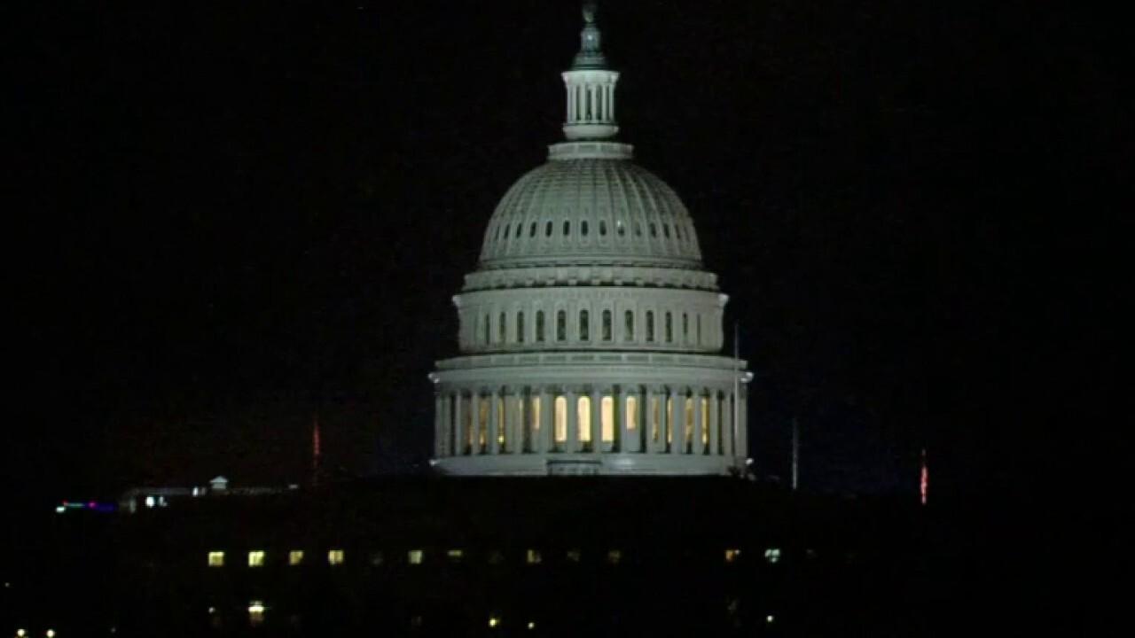 Senate unanimously passes relief bill