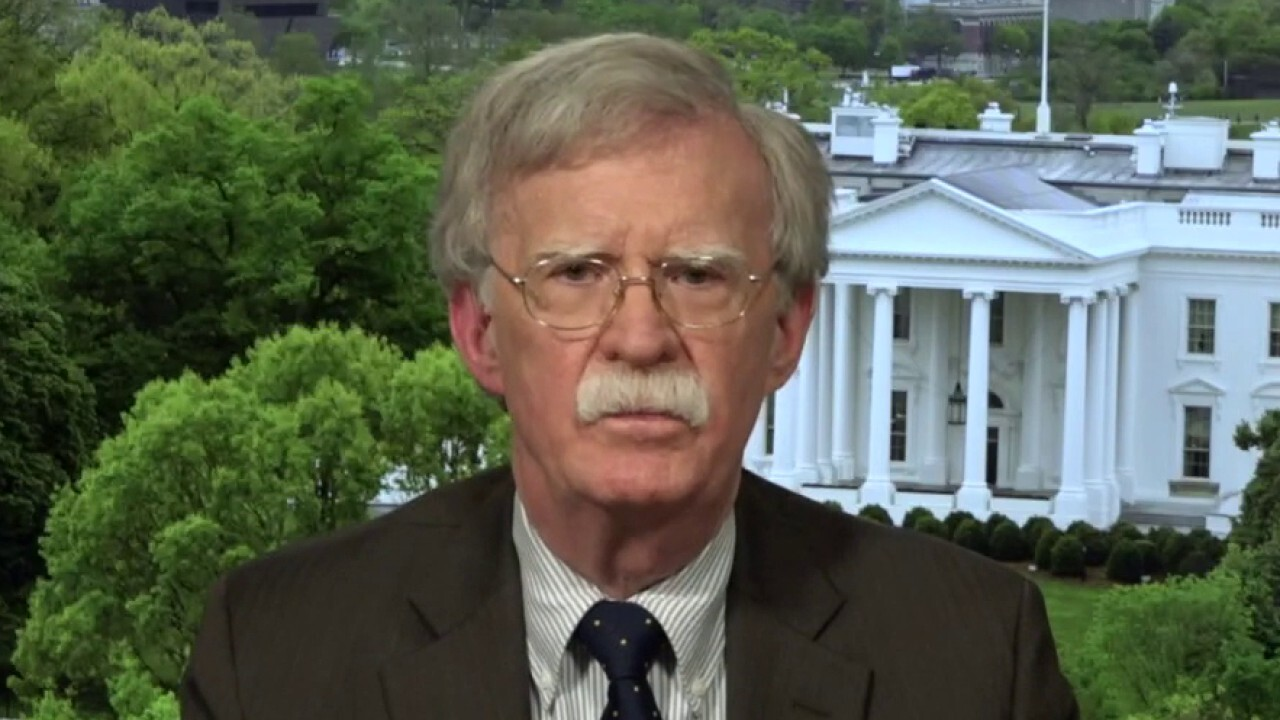 Bolton: Important for Americans to understand what Donald Trump really is