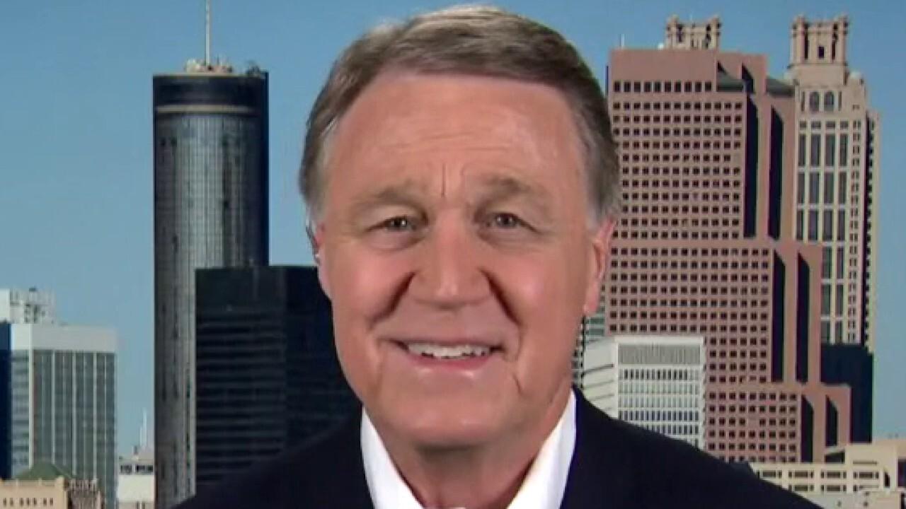 Sen Perdue: Republicans fighting against an 'aggressive' liberal plan that's so dangerous