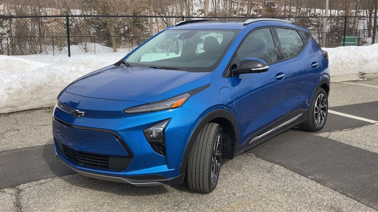 Test drive: 2022 Chevrolet Bolt EUV