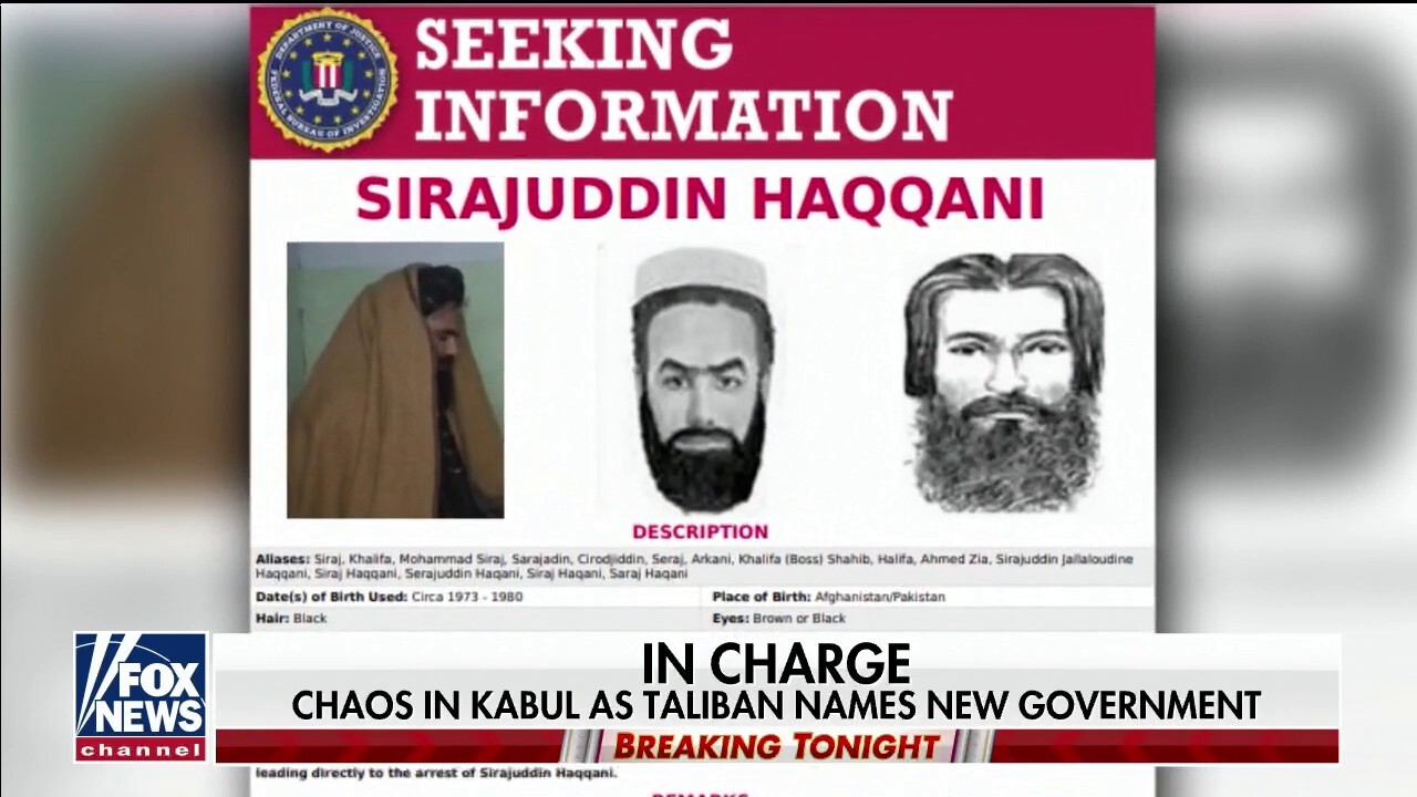 Taliban government interior minister wanted by FBI for ties to al Qaeda