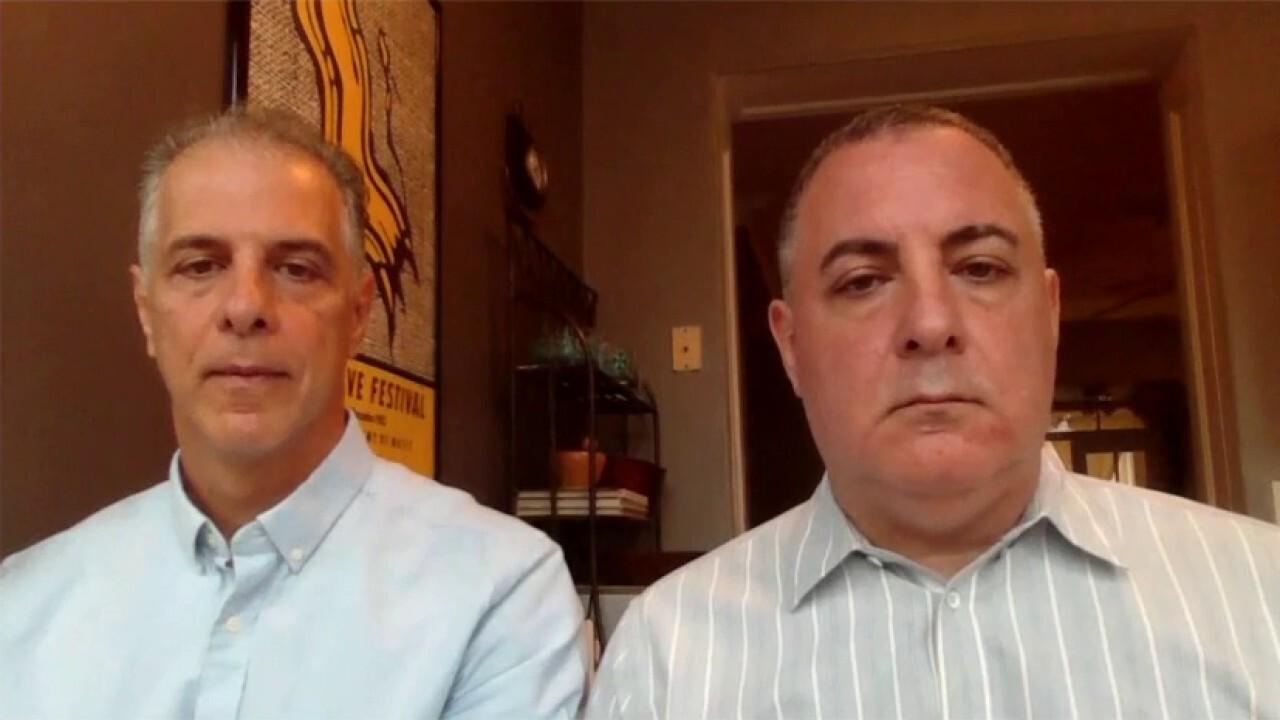 Sons of NY nursing home victim react to Gov. Cuomo's Emmy