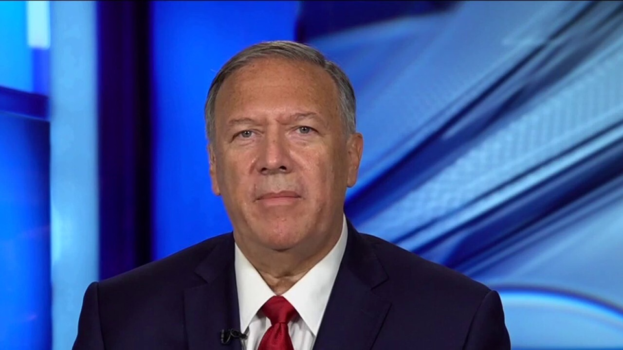 Mike Pompeo: Afghanistan conflict is 'a debacle of significant proportions'