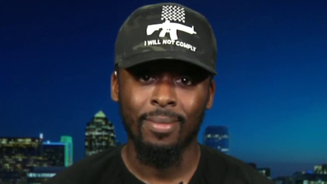 Colion Noir: Its 'disgusting' to utilize racial past to get people away from Second Amendment