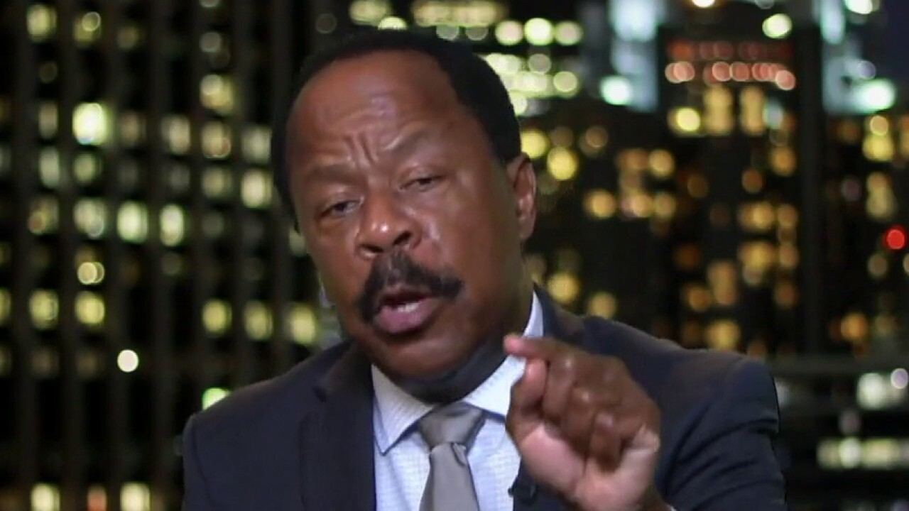 Famed civil rights lawyer Leo Terrell joins Fox News Media as contributor