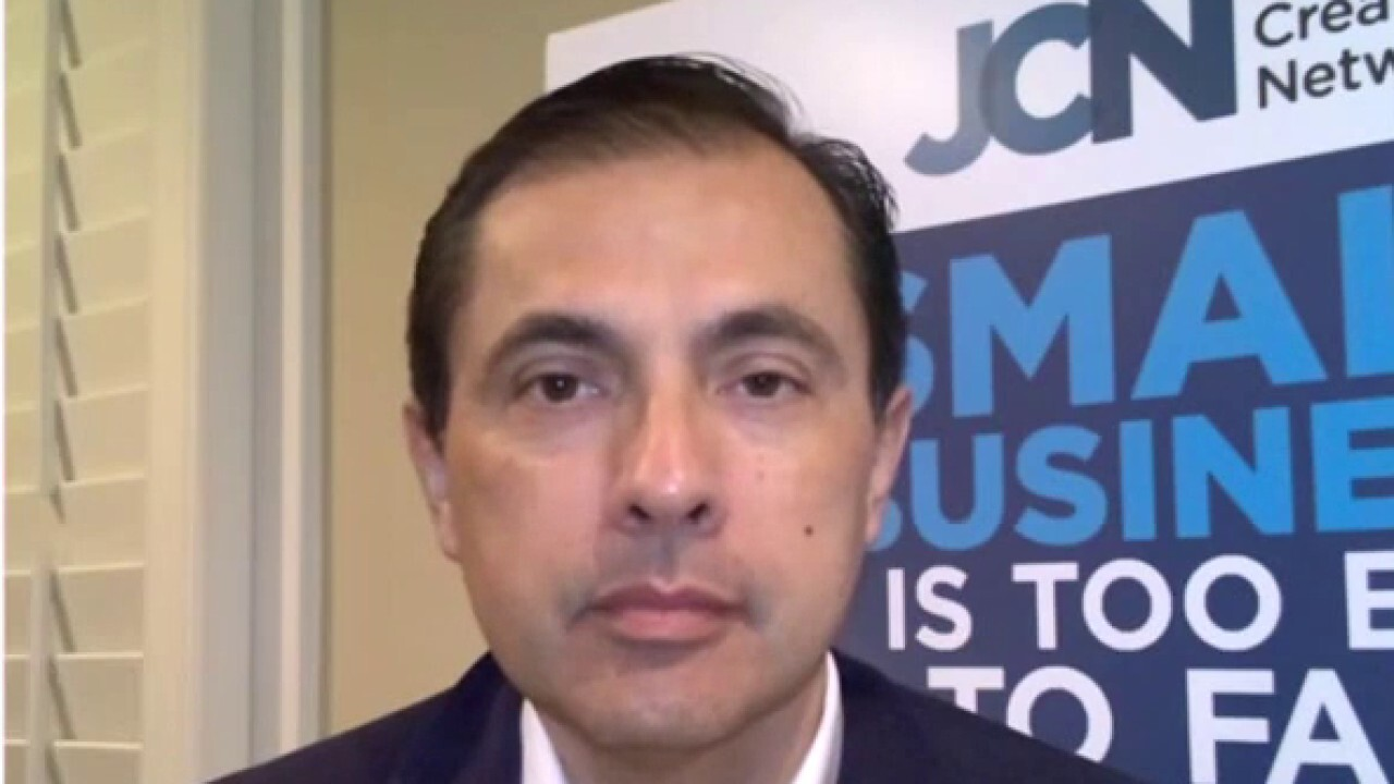 Increased regulation during Biden administration is 'biggest concern' for small businesses: Alfredo Ortiz