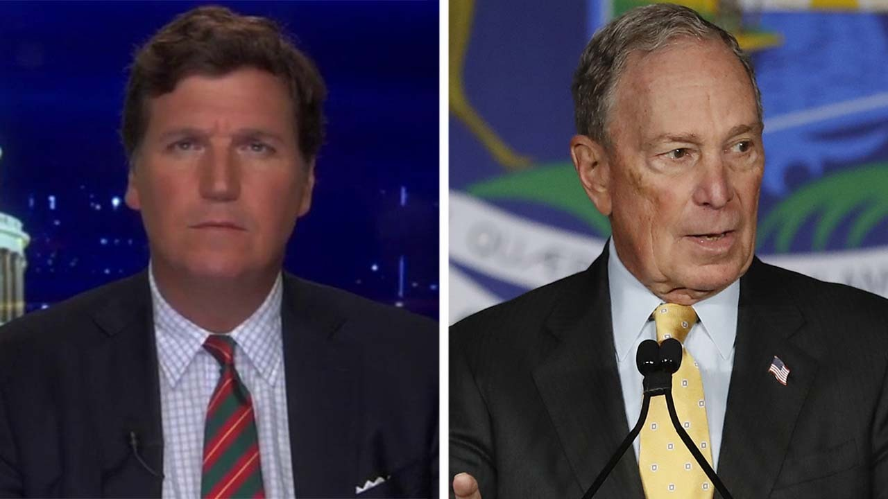Westlake Legal Group image Tucker Carlson: Bloomberg is trying to buy the presidency - he believes only his wealth matters Tucker Carlson fox-news/shows/tucker-carlson-tonight/transcript/tuckers-monologue fox-news/politics/2020-presidential-election fox-news/politics fox-news/person/michael-bloomberg fox-news/person/donald-trump fox-news/person/bernie-sanders fox-news/opinion fox news fnc/opinion fnc article 5f7c4daa-e63e-56f7-8c1b-28fb84174cf2
