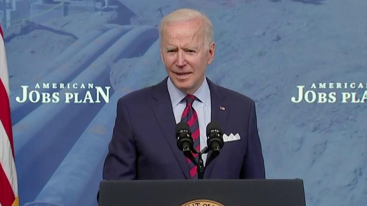 Sen. Young: Biden 'deceiving' Americans by 'rebranding' infrastructure definition