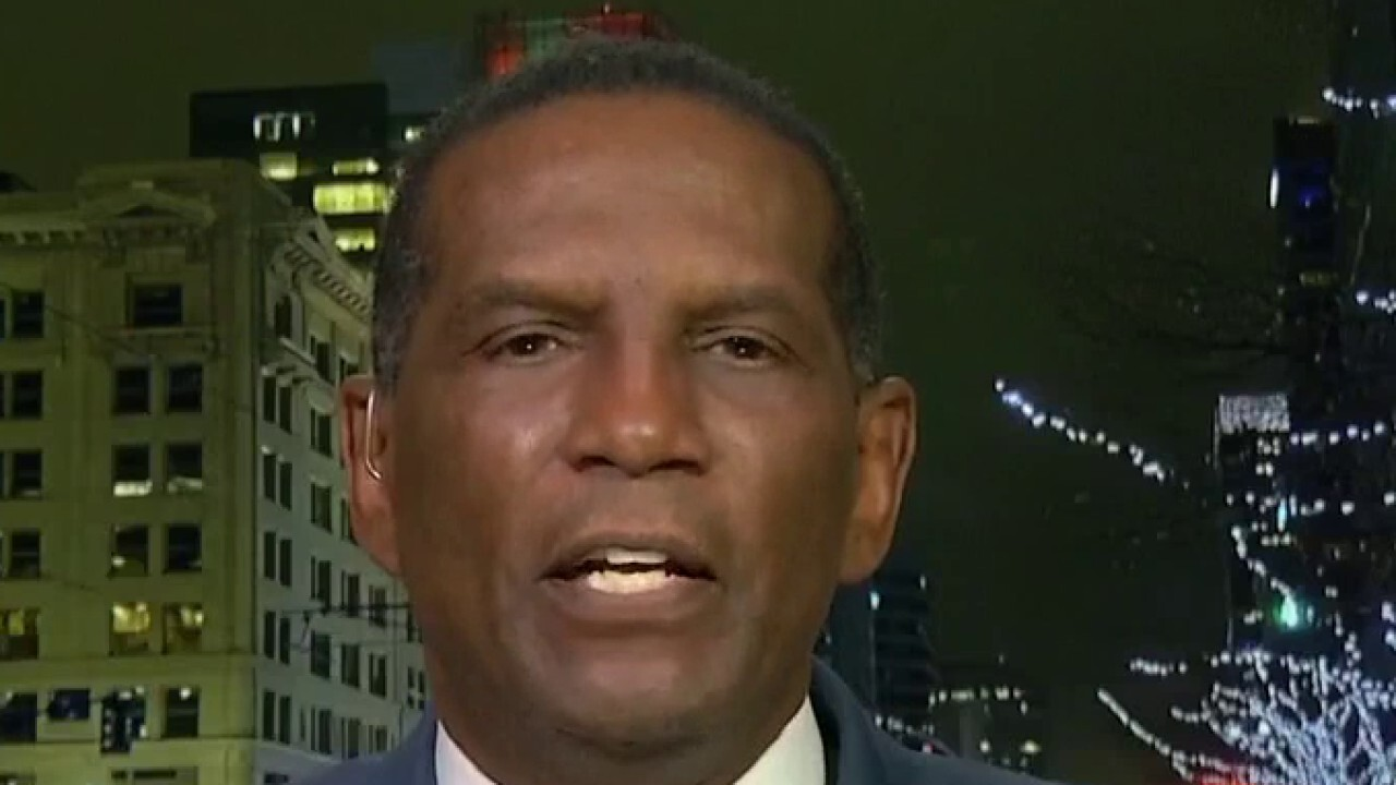Rep.-elect Burgess Owens touts new GOP 'Freedom Force'