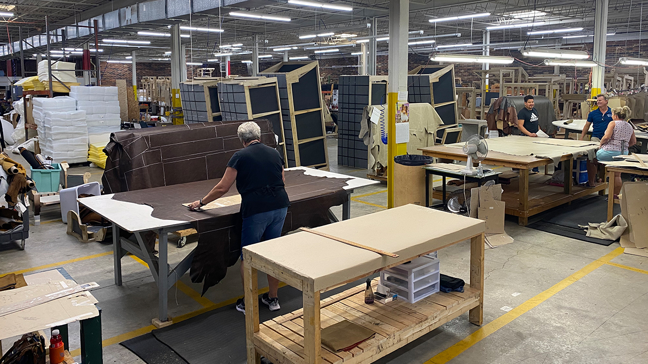 More people buying furniture amid pandemic