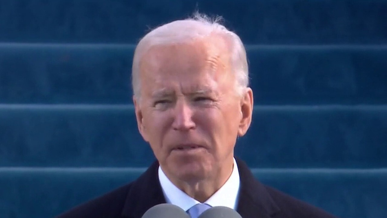 Republicans skeptical of Biden's inauguration calls for unity