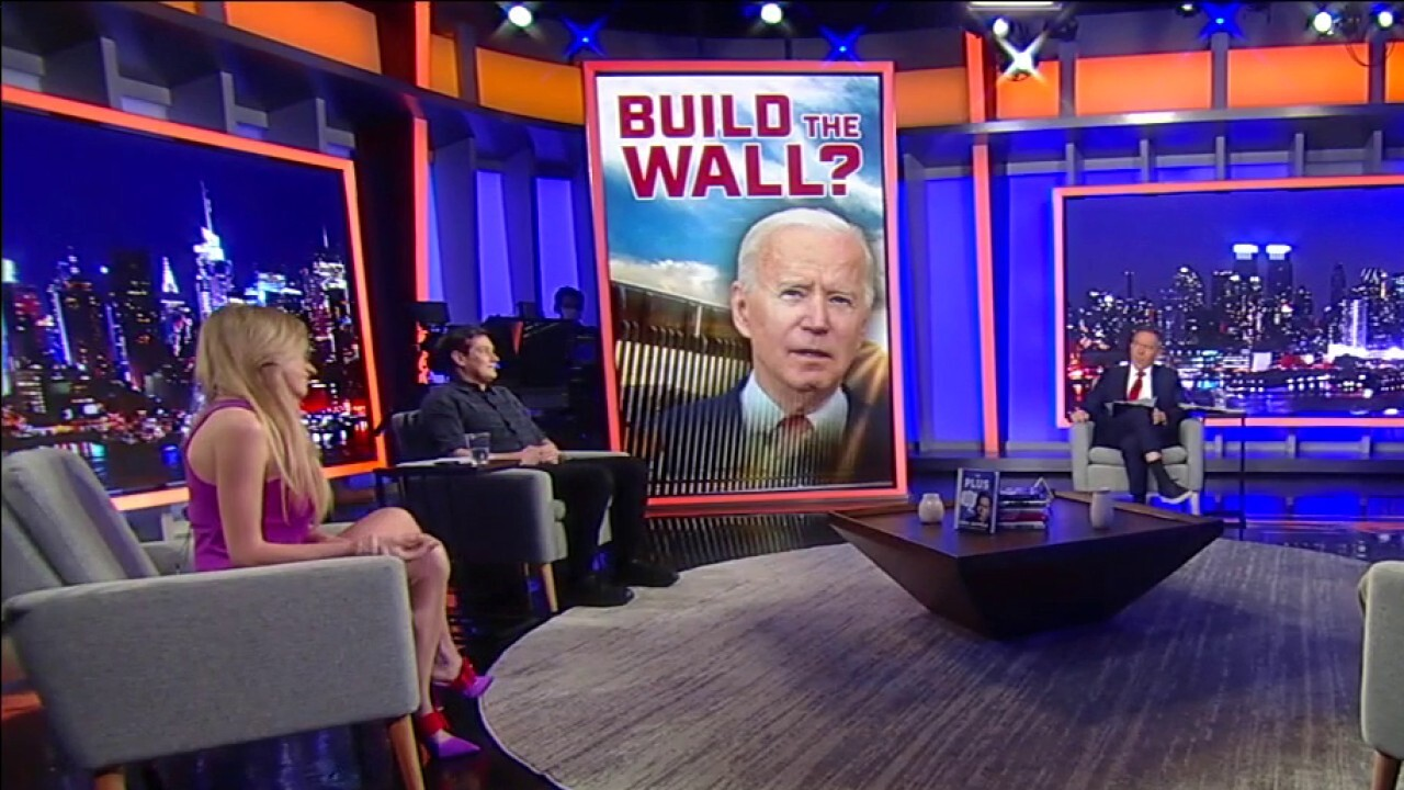 Build the wall? 'Gutfeld!' on Biden's plan to fill 'gaps' in border