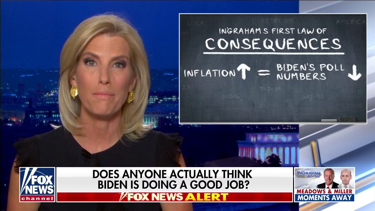 Ingraham's first law of consequences