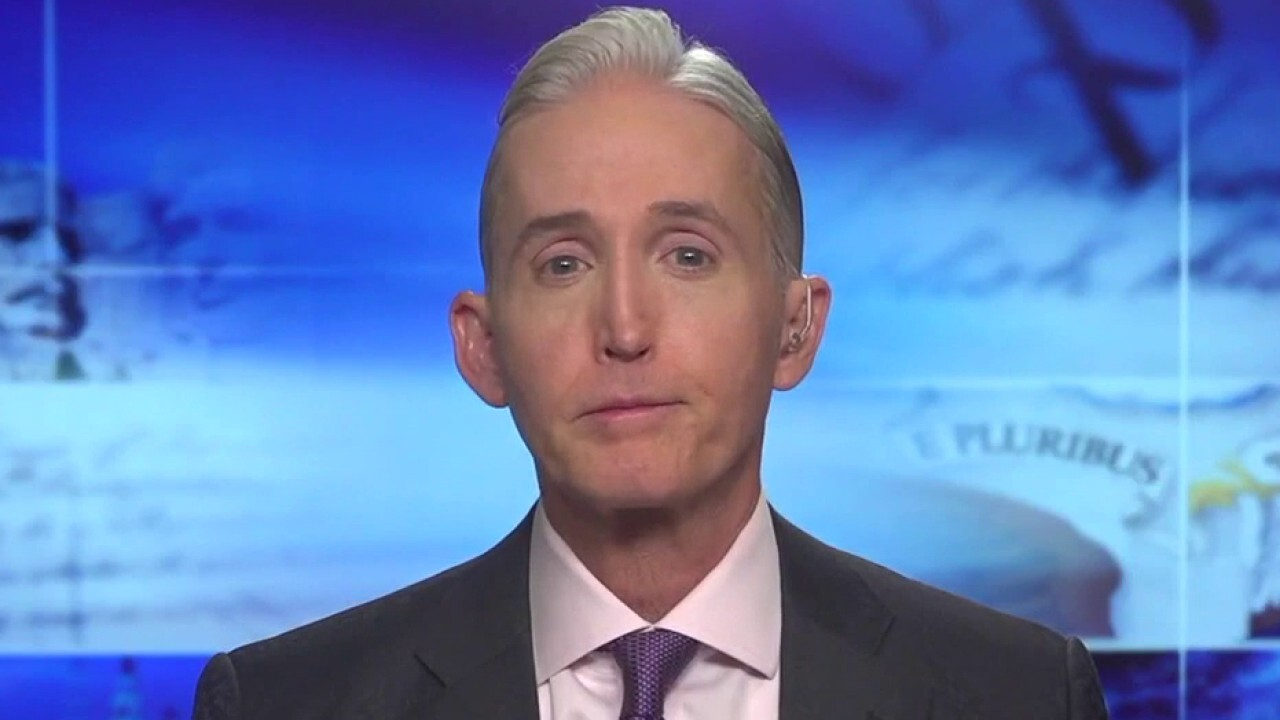 Trey Gowdy: If you want to change the world you should teach