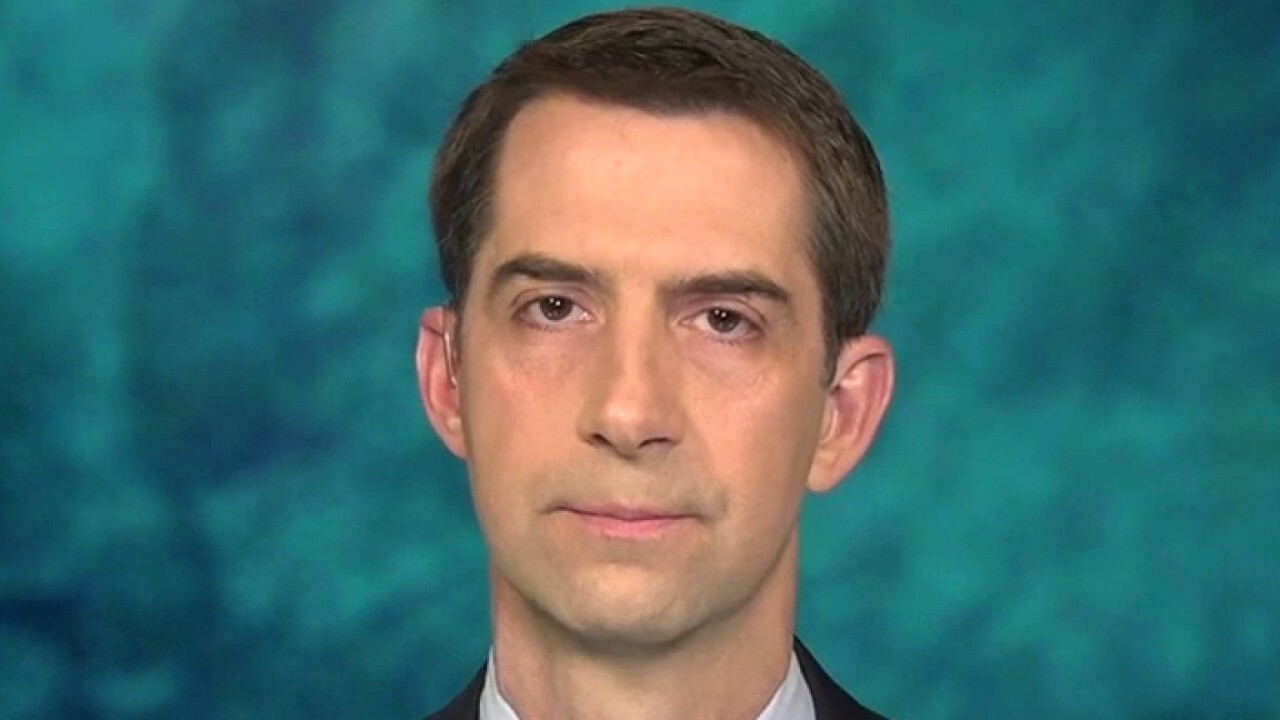 Sen. Cotton: 'I don't think' it's necessary to keep troops at Capitol