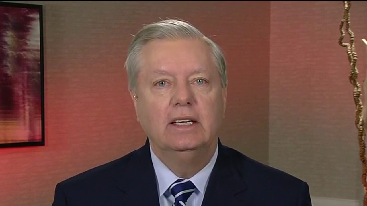 Sen. Graham on relief aid: Let's get phase 3 right before phase 4