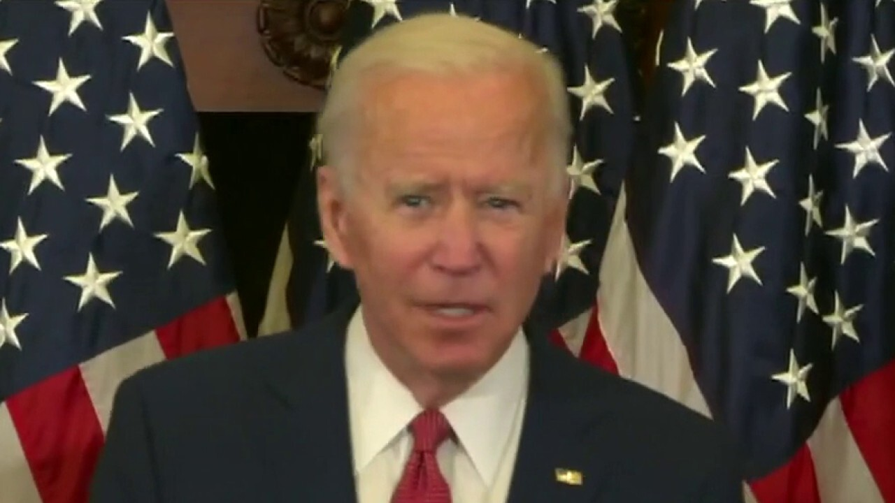 Joe Biden opens up 12 point lead over President Trump in new Fox News poll