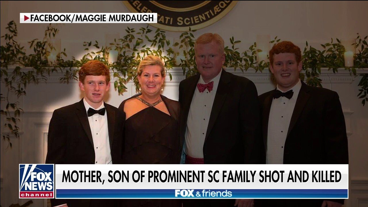 Mother, son of prominent South Carolina family shot and killed